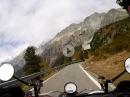 Herbstliche Mopedtour: Staller Sattel mit Ducati Monster