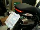 Ducati Monster 696 - LeoVince GP mit db Killer