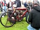 1908 Indian Motorcycle Torpedo Tank board track racer