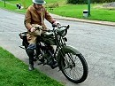1916 Sunbeam War Department Motorcycle