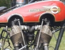 1929 Harley Davidson JDH Bobber - da tut sich noch was unterm Tank!