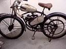 1948er Whizzer Motorbike