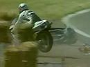 1981 Silverstone 500ccm Motorrad GrandPrix