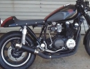 1981 Yamaha XS850 Triple Cafe Racer Build (Fired-Up) by Bare Bone Rides