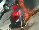 1984 Ducati Mike Hailwood Replica 900 - fackelt ab. Besser NICHT gefilmt und gelöscht :-(