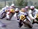 1985 Mugello (Italien) 500ccm Grand Prix - Zweikämpfe vom Feinsten