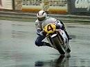 1986 Silverstone 500ccm Motorrad GrandPrix - Last Lap - deutsch