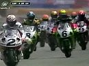 1997 World Superbike Hockenheim Race 1 - Honda Doppelschlag: Slight, Kocinski