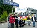 2. Käse und Pässe-Tour der Rollerfreunde Allgäu an Pfingsten in Fischen