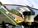 Hockenheim GP-Strecke onbaord 22.05.2011 mit Yamaha R1