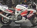 20 Jahre Honda Fireblade - Modellübersicht von 1992 bis 2012