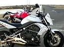 2009 budget nakeds group test: Ducati, Kawaskai, Suzuki, Yamaha