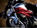 2009 Ducati Monster 1100 das erste offizille Video !!