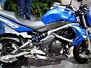 2009 Kawasaki ER 650 - erste Videos