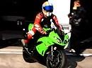 2009 Kawasaki ZX-6R full test report