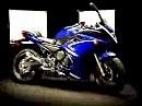 2009 Yamaha FZ6R - neue 600er Fazer !!