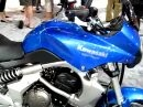 2009er Kawasaki Versys - erste Vids