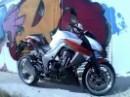 2010 Kawasaki Z1000 first ride