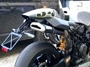 Vyrus 987, 194hp - 155kg - 310km/h tuned Ducati 1198R engine