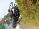 Cookstown 100, Andrew Courtney Superbike onboard extrem gasabhängig