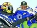 2016 Yamaha YZR-M1 MotoGP - Backstage mit Vale und Jorge