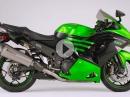 2016er Kawasaki ZZR1400 Performance Sport