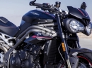 2018 Triumph Speed Triple RS - 150PS, 117 Nm