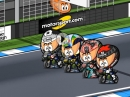 2020 MotoGP Vorsaison Tests - Minibikers - TOP :-)