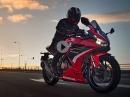 2022er Honda CBR500R Model - Racing DNA inside