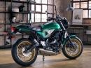 2022er Kawasaki Z650RS - Retro-Evolution mit zwei Zylindern