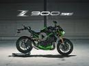 2022er Kawasaki Z900 SE - Vorstellung
