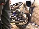 204PS!!! Yamaha MT09 Turbo Dyno Run - Tire Slayer by Stunter13