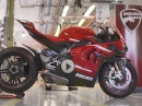 234 PS pures Glück: Ducati Superleggera V4 - Crafting the dream