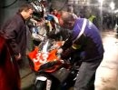 24h Le Mans - Team Endurance 33 - Fahrerwechsel (Training)