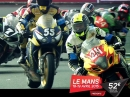 24H Le Mans 2015 - 18. - 19. April 2015 zur Einstimmung