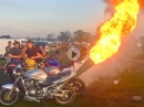 24Std. Le Mans 2019 - Drehzahlparty am Campingplatz