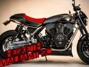 250 PS Naked Bike – Hesketh, Yamaha R15, Eurosport Player Gewinnspiel uvm. - Motorrad Nachrichten