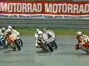 250ccm Motorrad WM 1988 Nürburgring: Cadalora, Pons, Garriga