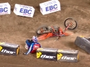 250SX Highlights Anaheim 2015 (2): Monster Energy AMA Supercross