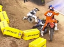 250SX Highlights Indianapolis Supercross 2021 Round 4