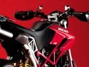 Ducati HyperMotard vor Auslieferung