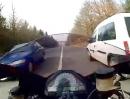 270km/h Powerwheelie mit Honda Fireblade