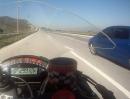 +299 km/h TopSpeed mit Kawasaki ZX 10 R 2012