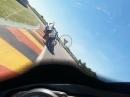 Sachsenring onboard Suzuki GSX-R 1000 (zum dritten mal) - 1:38,2