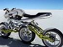 3-Rad-Motorrad Konzept von Julien Rondino: A3W Motiv - 3D-Animation
