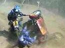 3 x 2 = 6 - Motocross Sidecar Crash - Uffbasse!