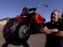 300.000 Dollar - das größte Motorrad - und so wirds gemacht