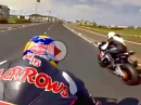 320 km/h, Northwest 200 John Burrows 08.-14.05.2016 - Bäämm