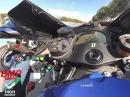 325km/h: Paul Ricard, Le Castellet, Niccolo Canepa 2021 onboard R1