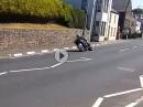 330km/h und Höllensound - Kawasaki H2R FlyBy TT 2015 Gänsehaut